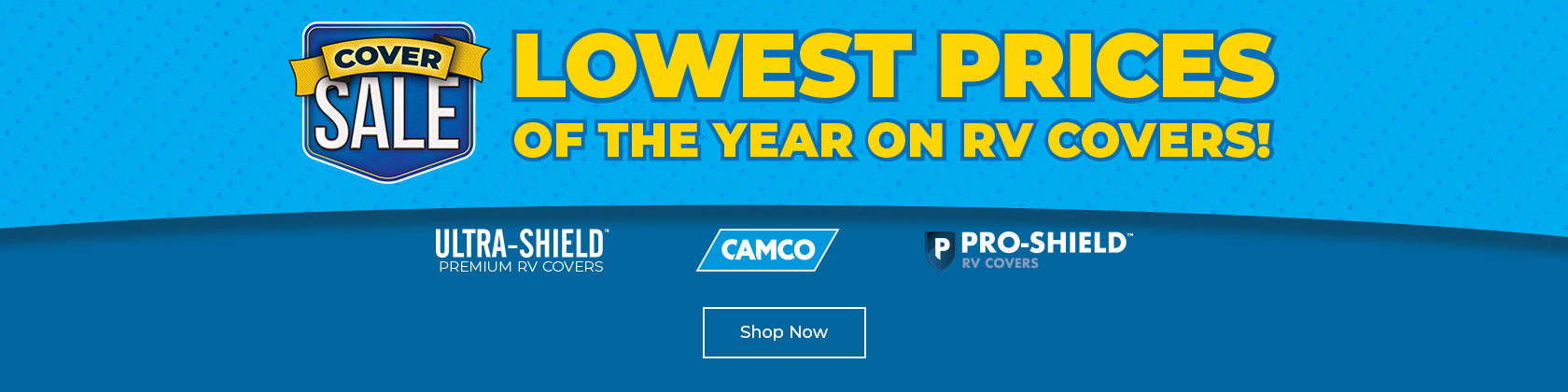 RV Cover Sale - Lowest Prices of the Year