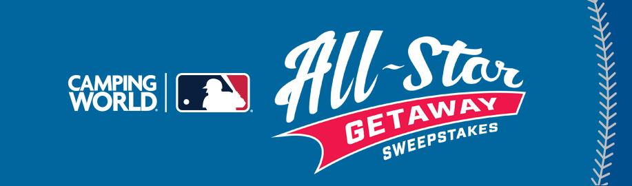 MLB Getaway Sweepstakes