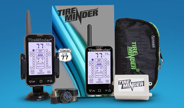 Save up to 20% on Exclusive Tire Pressure Monitoring Systems!