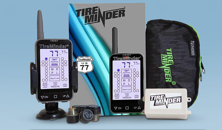 Save up to $150 on Tire Pressure Monitoring Systems