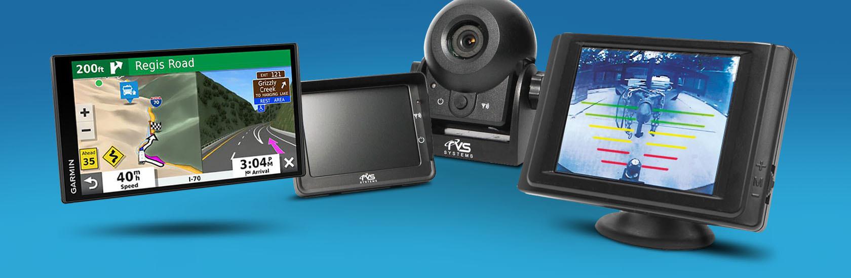 GPS & Backup Systems Starting at $150!