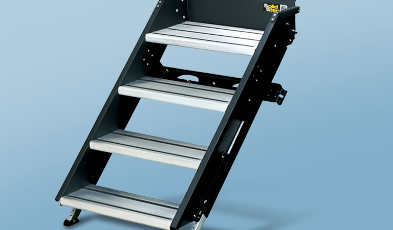 Shop Wide Variety of RV Steps & Ladders