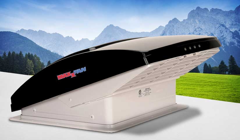 Great Savings on Roof Vents, Fans and A/Cs