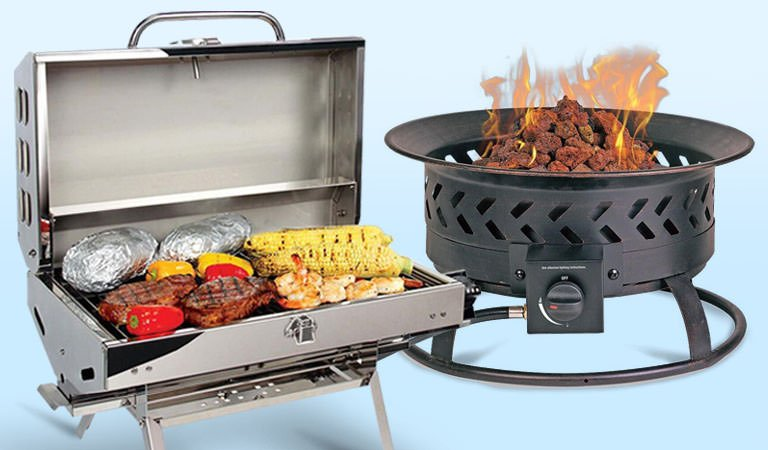 HUGE Savings on Grills, Propane, Fire Pits &  Accessories!