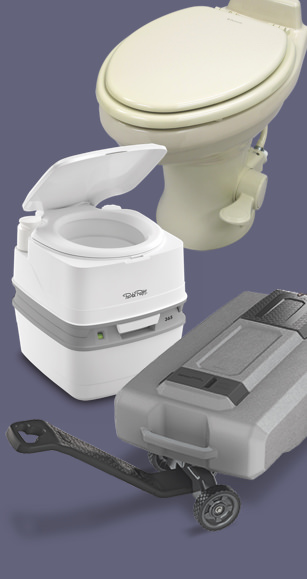 Toilets & Tote Tanks up to 30% Off