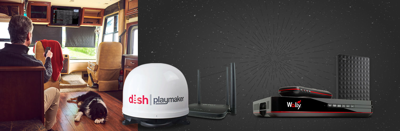 Save up to 35% on Satellite Antennas, Wifi Boosters, GPS Systems & More