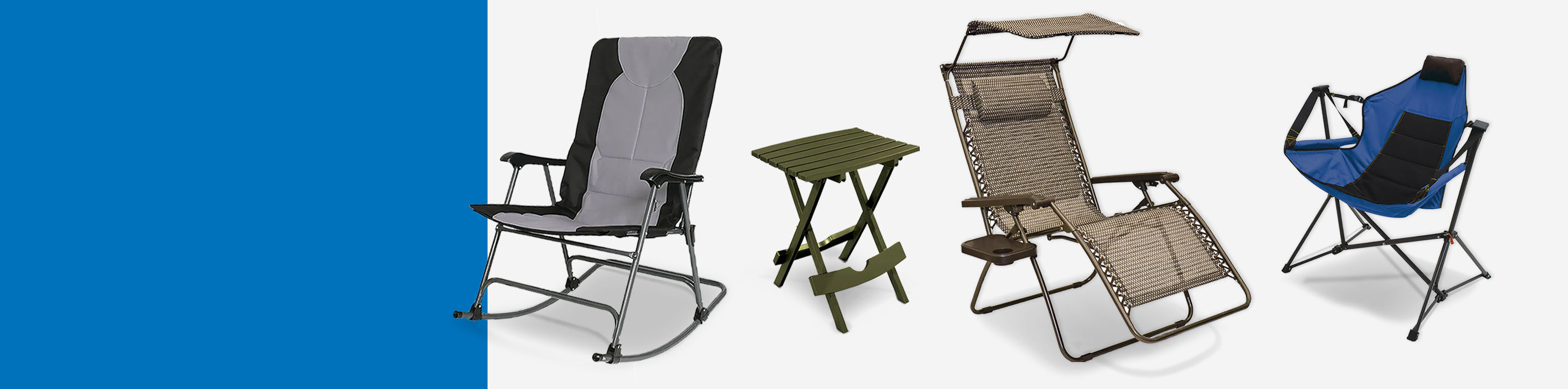 Sit Back & Relax! Up to 25% off Outdoor RV Furniture