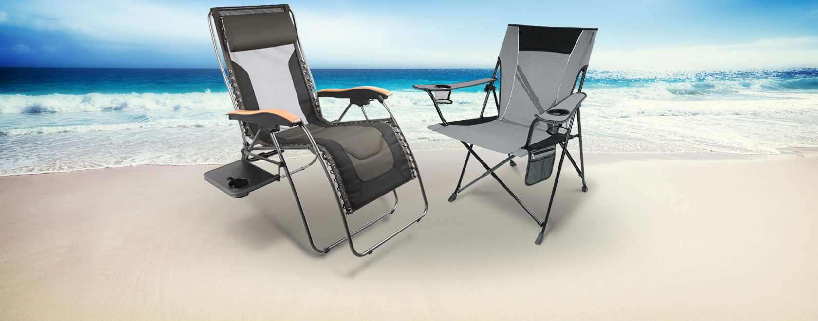 Celebrate Summer in Style! Shop Folding Chairs, Rockers and Recliners