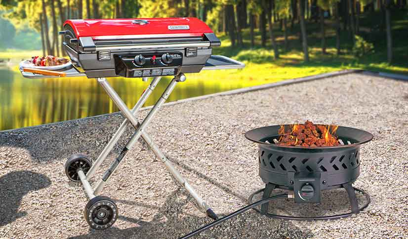 Exclusive Savings on Grills, Fire Pits & Propane!