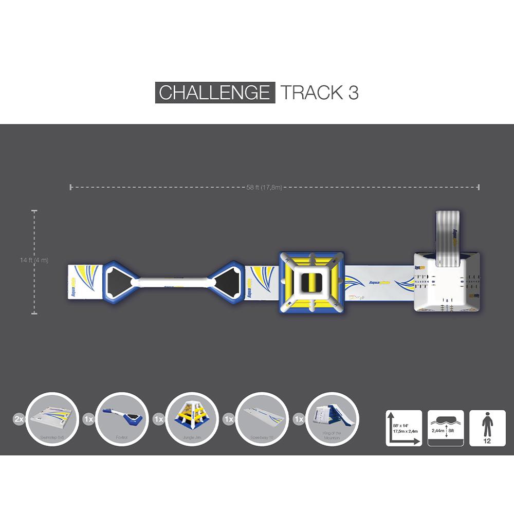 Aquaglide Challenge Track 3