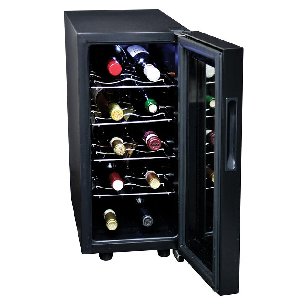 10-Bottle Wine Cellar with Touch Control photo