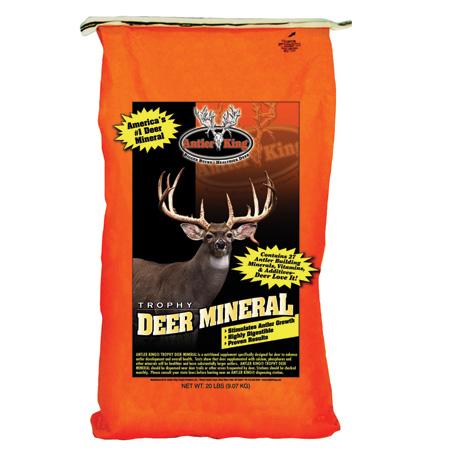 Antler King Trophy Deer Mineral, 20 lbs.