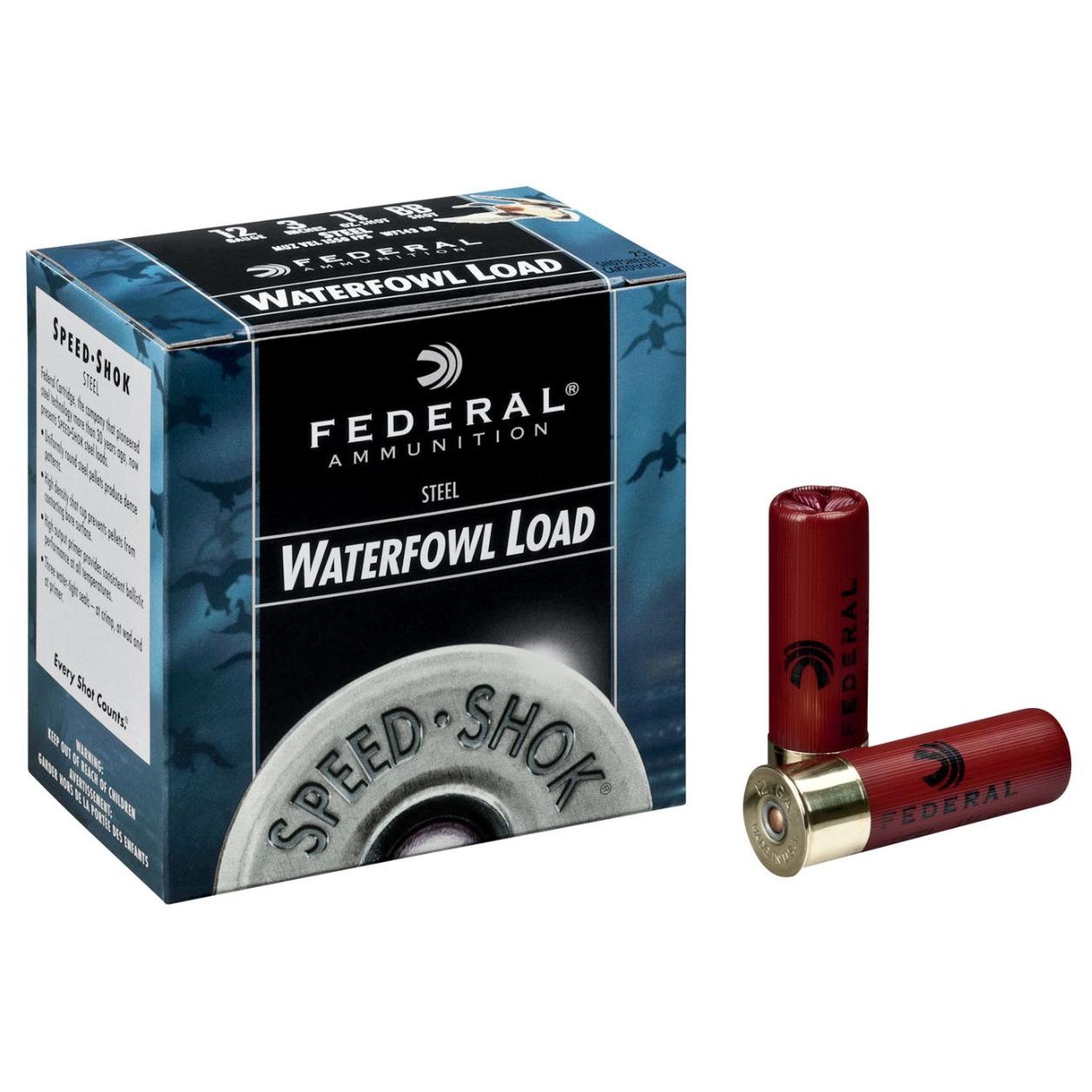 """Federal Premium Speed-Shok Waterfowl Ammo, 10-ga., 3-1/2"""", 1-1/2 oz., #2"""