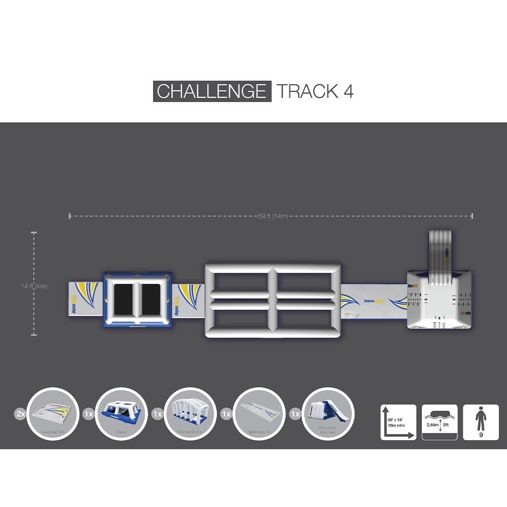 Aquaglide Challenge Track 4