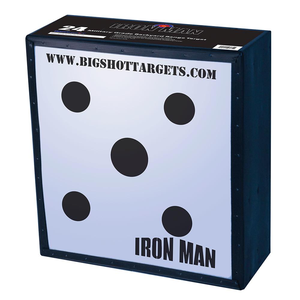 Big Shot Iron Man 24