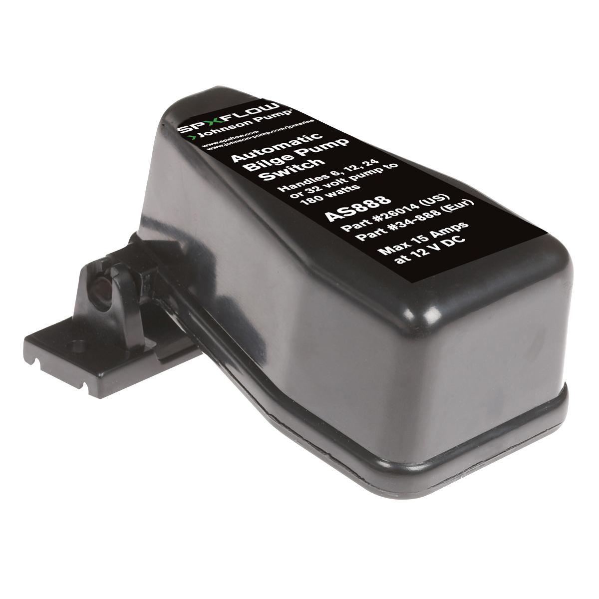 Johnson Pump Micro Automatic Float Switch photo