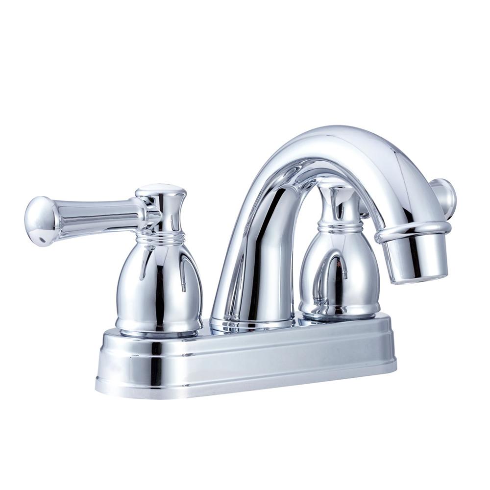 Dura Faucet Designer Arc RV Bathroom Faucet, Chrome, DF-PL620L-CP