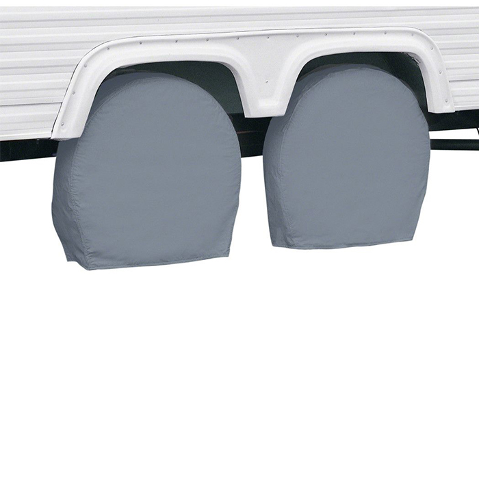 Classic Accessories Over Drive RV Wheel Covers, Pair