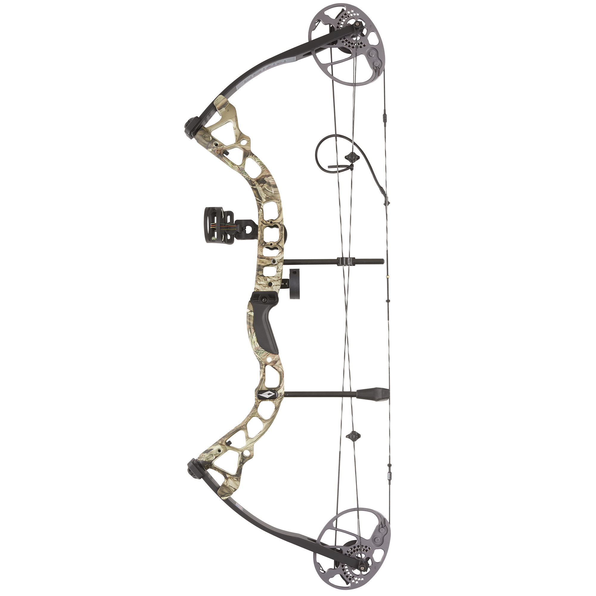 Diamond by Bowtech Prism Compound Bow, RH, Mossy Oak Break-Up Country (847019084061 Hunting Archery Bows Compound Bows) photo