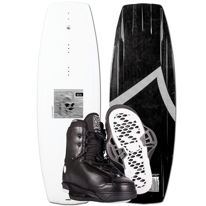 Liquid Force RDX Wakeboard with Idol 6X Bindings