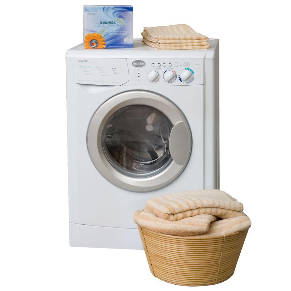 Splendide 2100XC Washer Dryer Combo - White photo