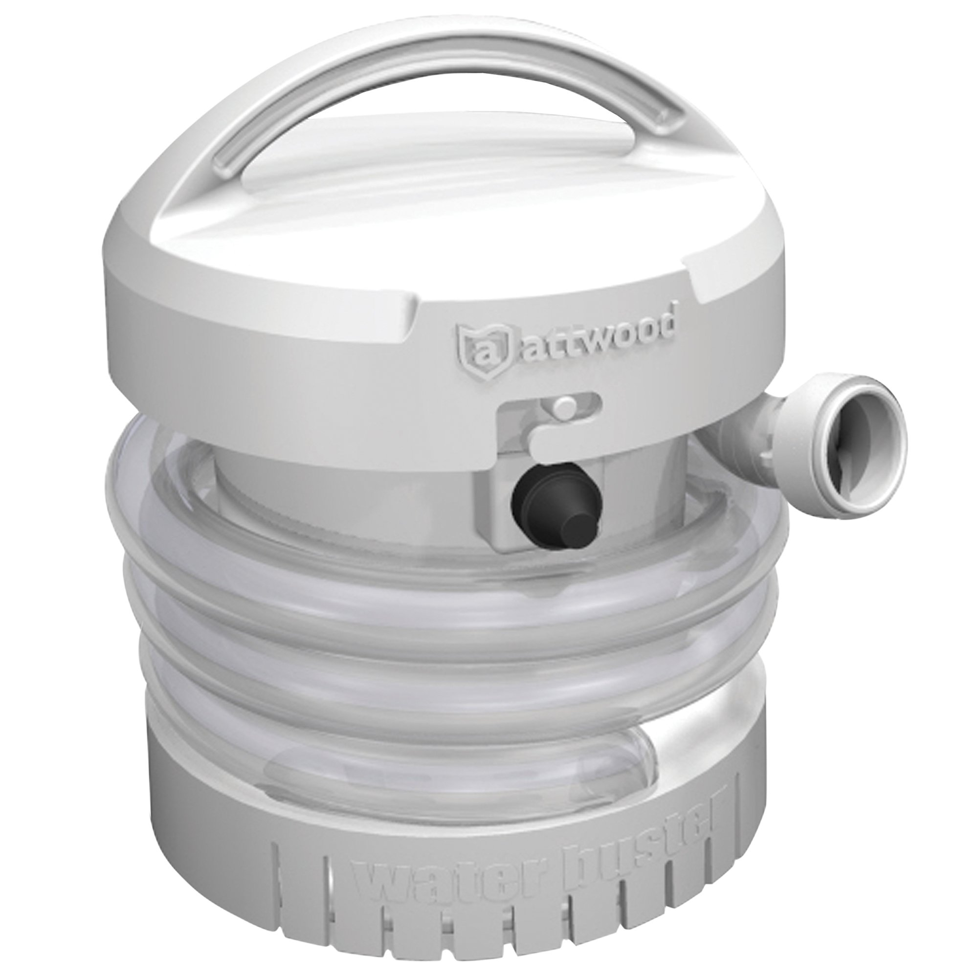 Attwood Marine Water Buster Portable Battery-Operated Pump photo