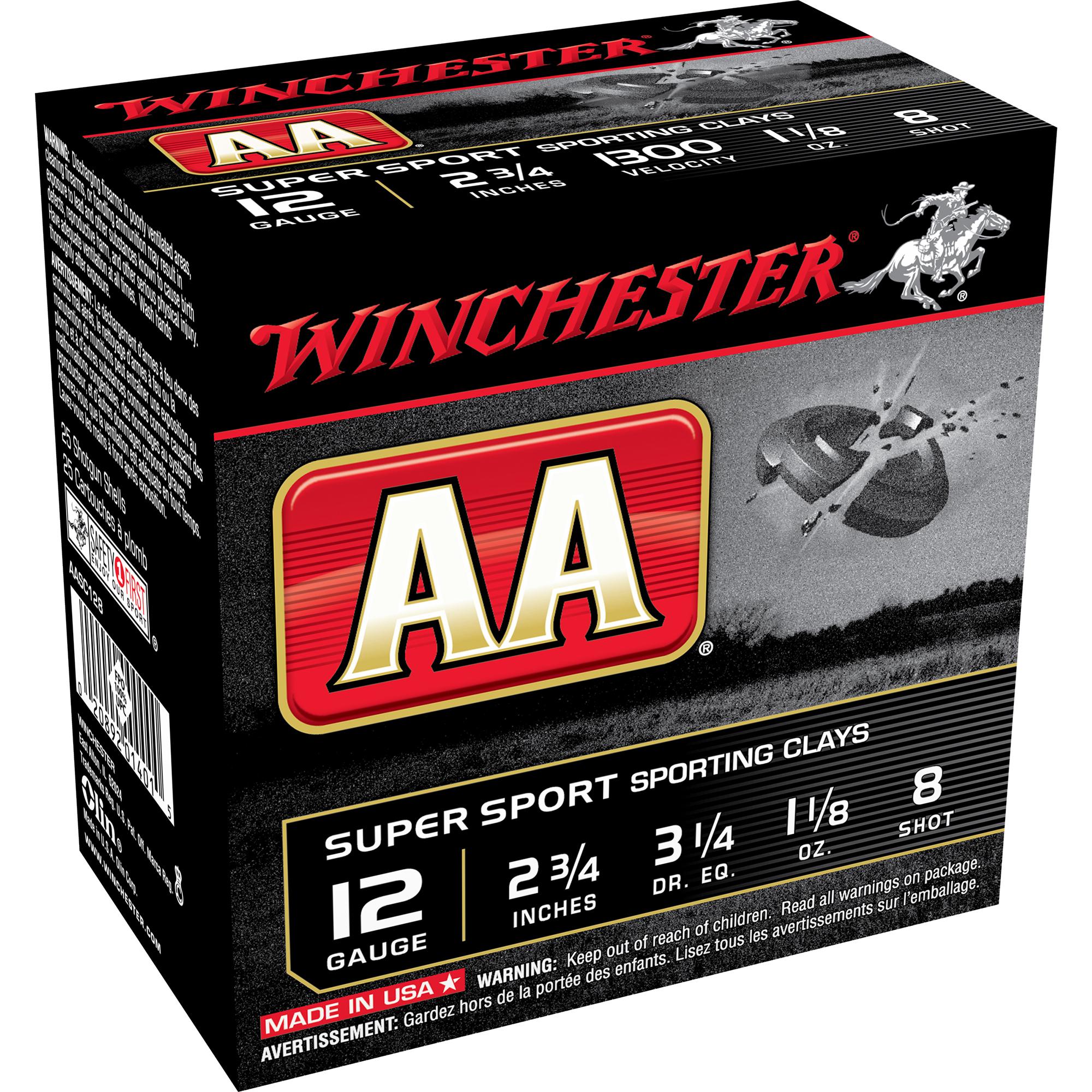 Winchester AA Super Sport Target Loads