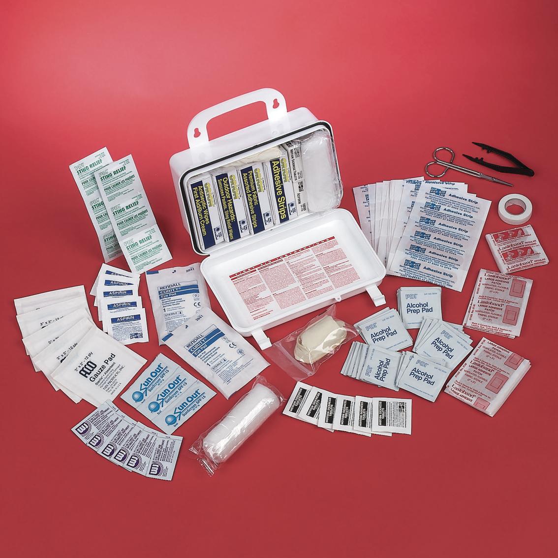 Orion Marine First Aid Weekender Kit
