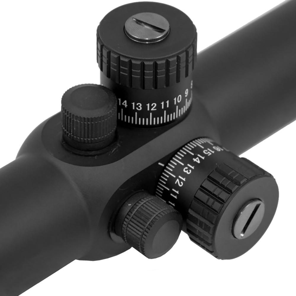 Shepherd Sniper Series 6-24x50