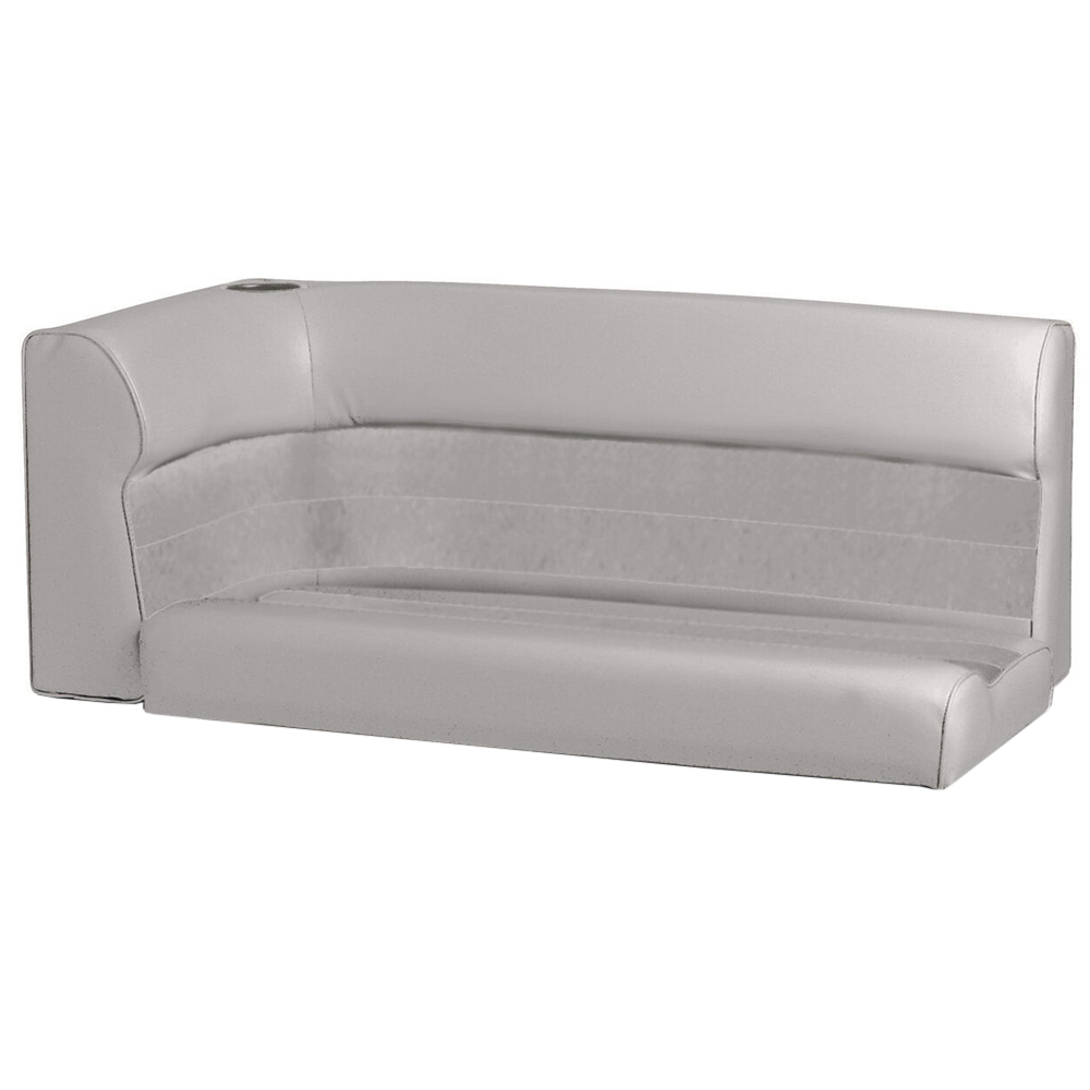 Toonmate Deluxe Pontoon Right-Side Corner Couch - TOP ONLY