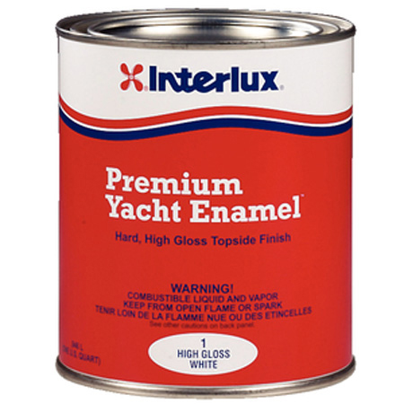 Interlux Premium Yacht Enamel, Quart