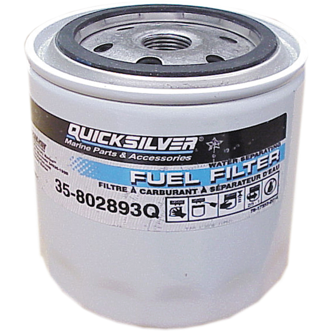 Quicksilver Water Separating Fuel Filter photo