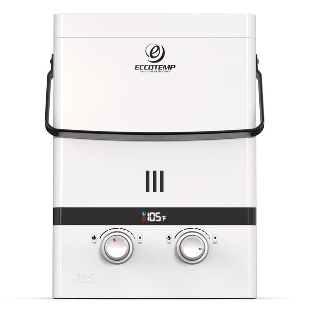 Eccotemp EL5 Portable Tankless Water Heater