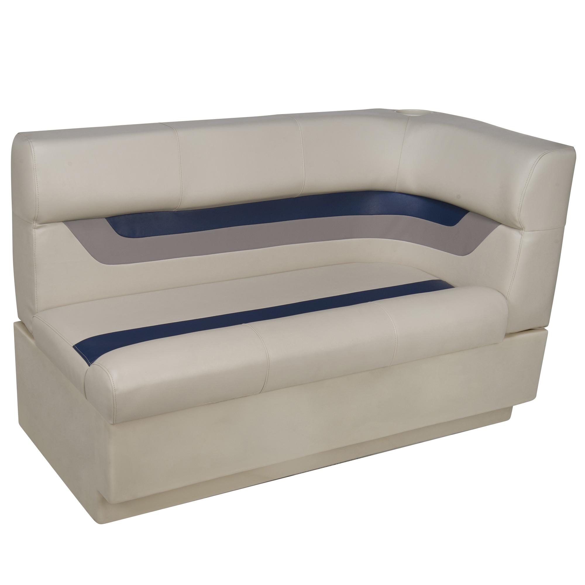 Toonmate Designer Pontoon Left-Side Corner Couch - TOP ONLY
