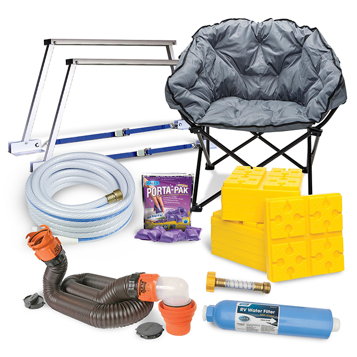 RV Essentials Deluxe Bundle