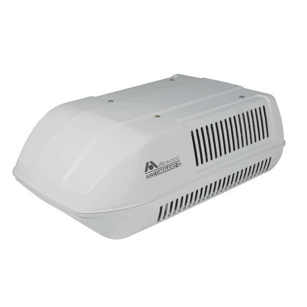 Dometic Atwood AirCommand Air Conditioner, 15K BTU, White, Non-Ducted photo