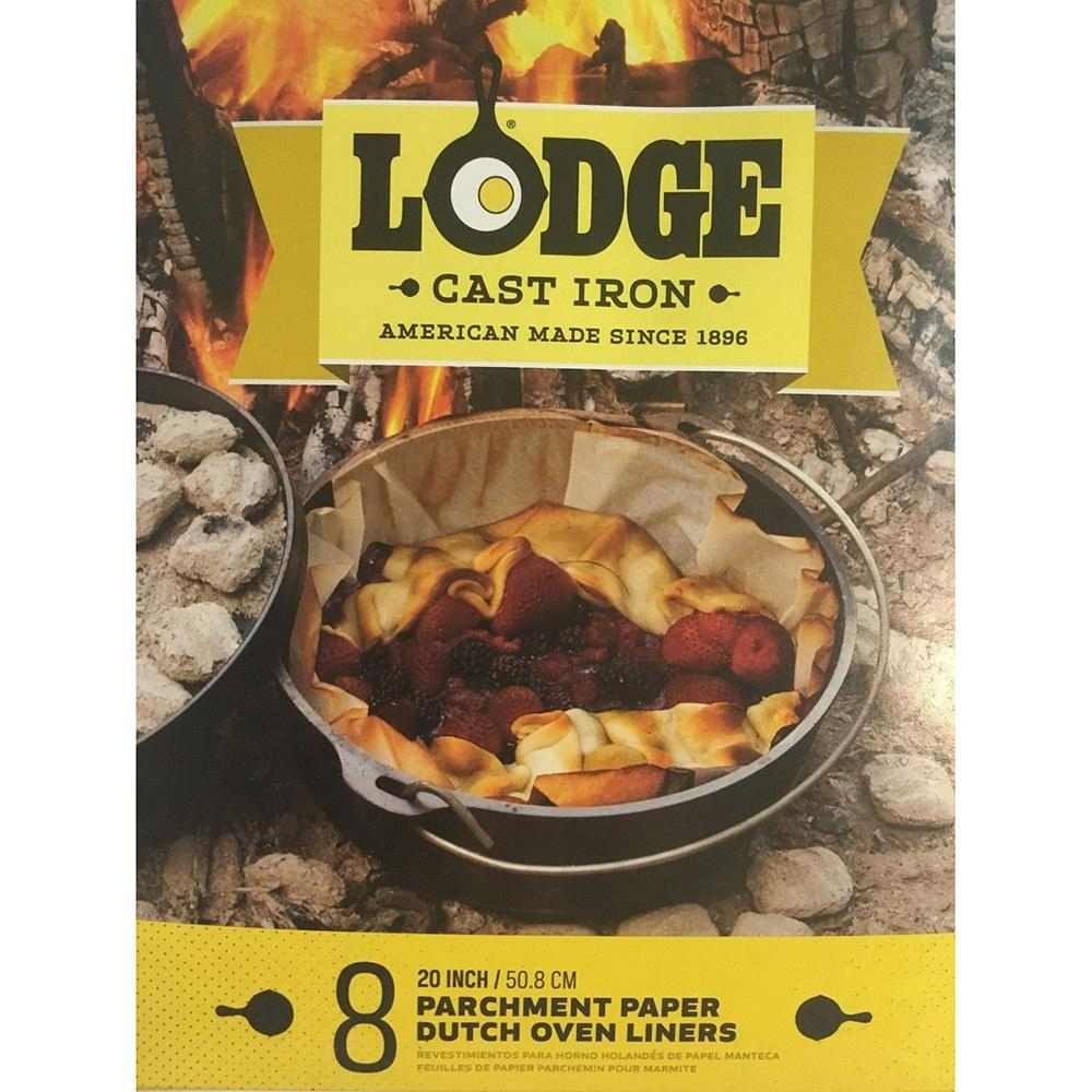 Lodge Cast Iron Dutch Oven Liners photo