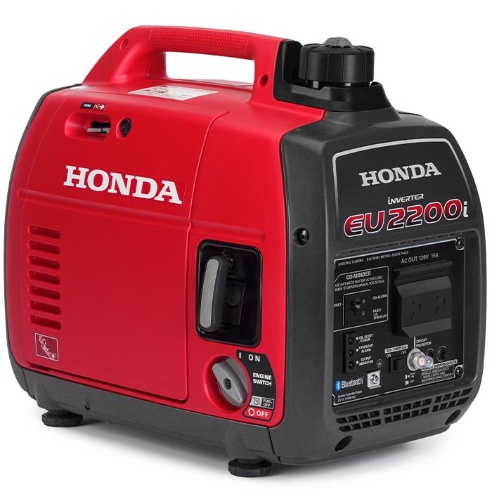 Honda Generator EU2200i 2200 watt 120V Inverter Generator with CO-MINDER EB2200iTAG