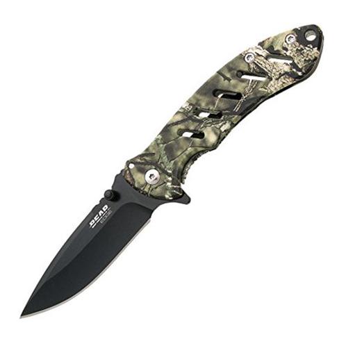 Bear Edge Brisk Folding Knife (Camo)