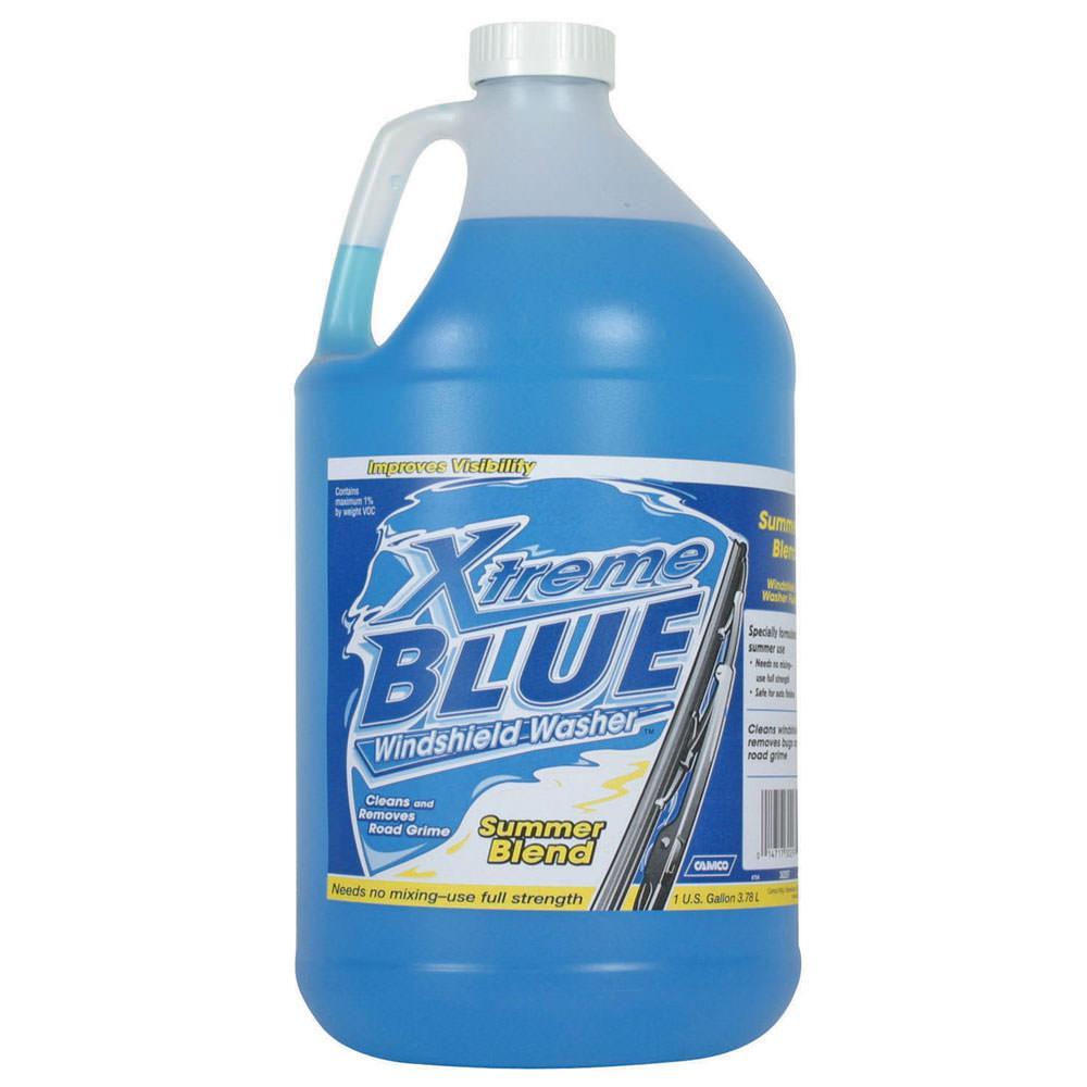 Xtreme Blue Summer Blend Windshield Washer photo