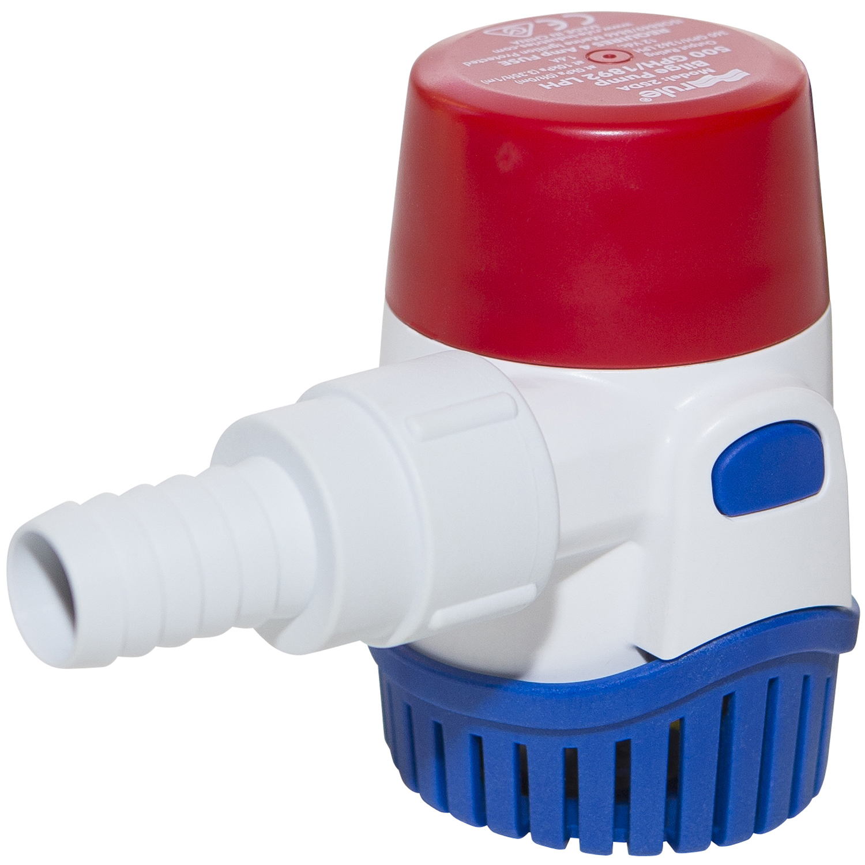 Rule 25DA 500 GPH Submersible Bilge Pump photo
