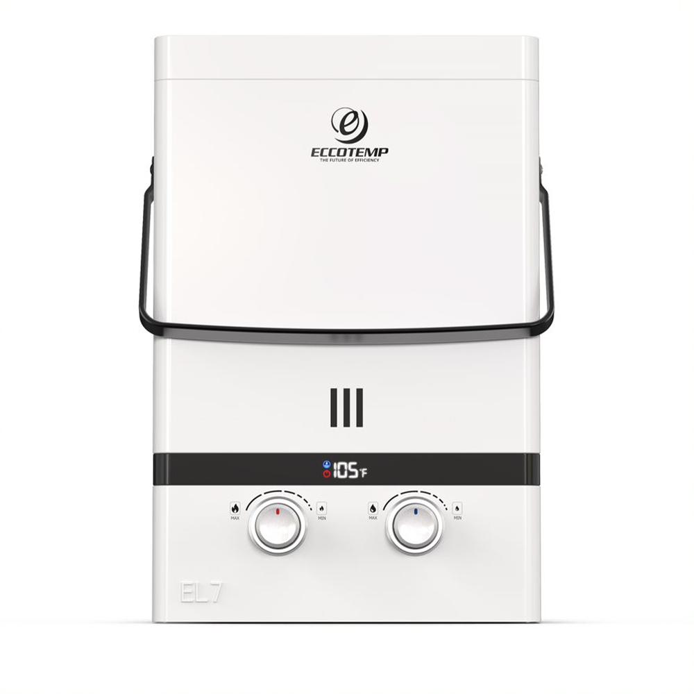 Eccotemp EL7 Portable Tankless Water Heater