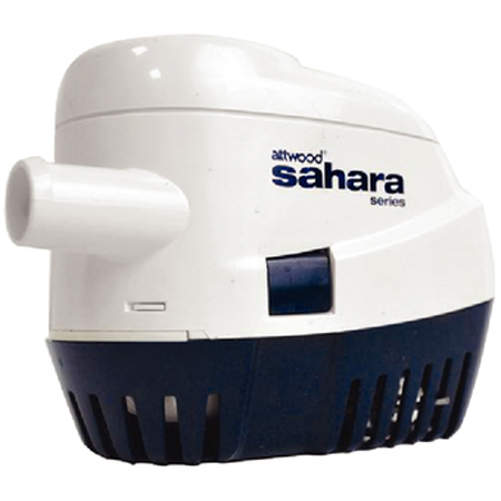 Attwood Sahara Automatic Bilge Pump, 500 GPH photo