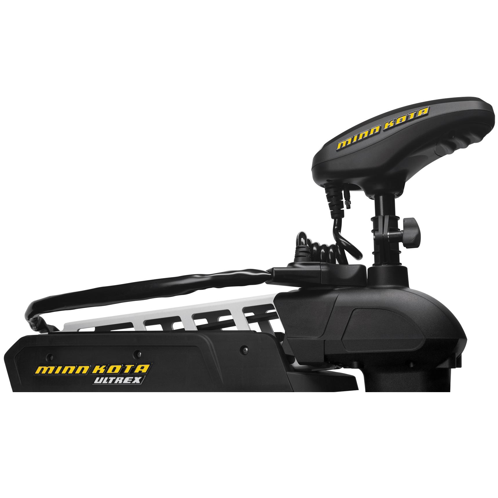 "Minn Kota Ultrex Mega Down Imaging i-Pilot Link Freshwater Bow-Mount Trolling Motor, 45"""