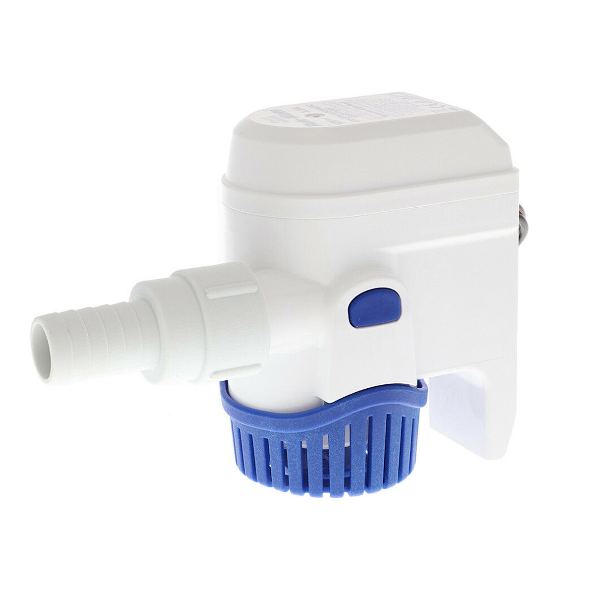 RuleMate 500 GPH Automatic Submersible Bilge Pump photo