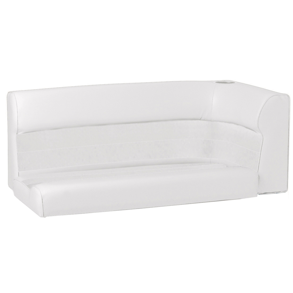 Toonmate Deluxe Pontoon Left-Side Corner Couch Top