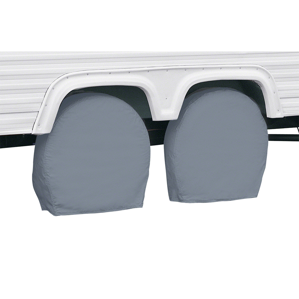 Classic Accessories OverDrive RV Wheel Covers, Pair, Wheels 21