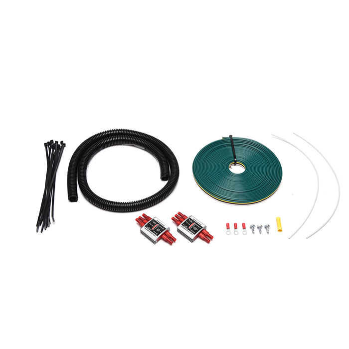 Roadmaster Towed Car Wiring Kit with Smart Diodes for Incandescent Bulbs