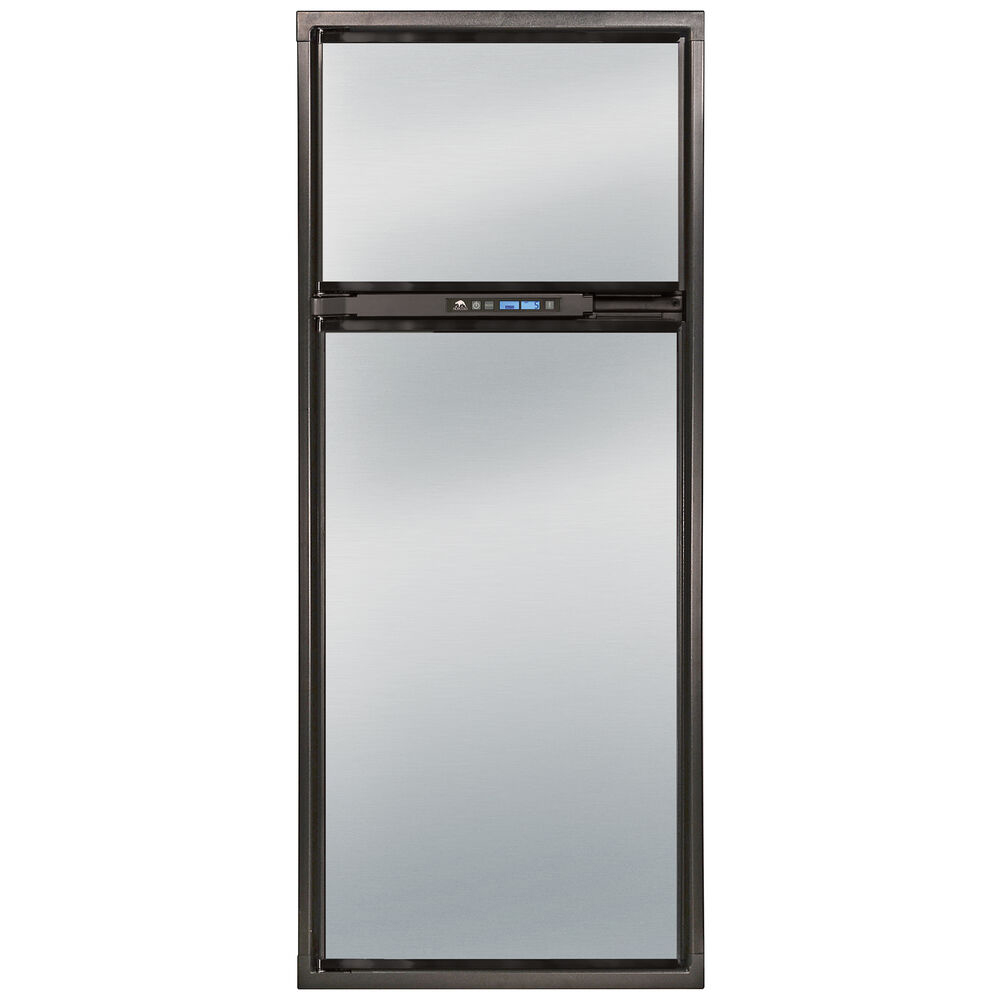 Norcold Polar 2-Way AC/LP 10 cu. ft. Refrigerator with Cold Weather Kit, Right Swing Door