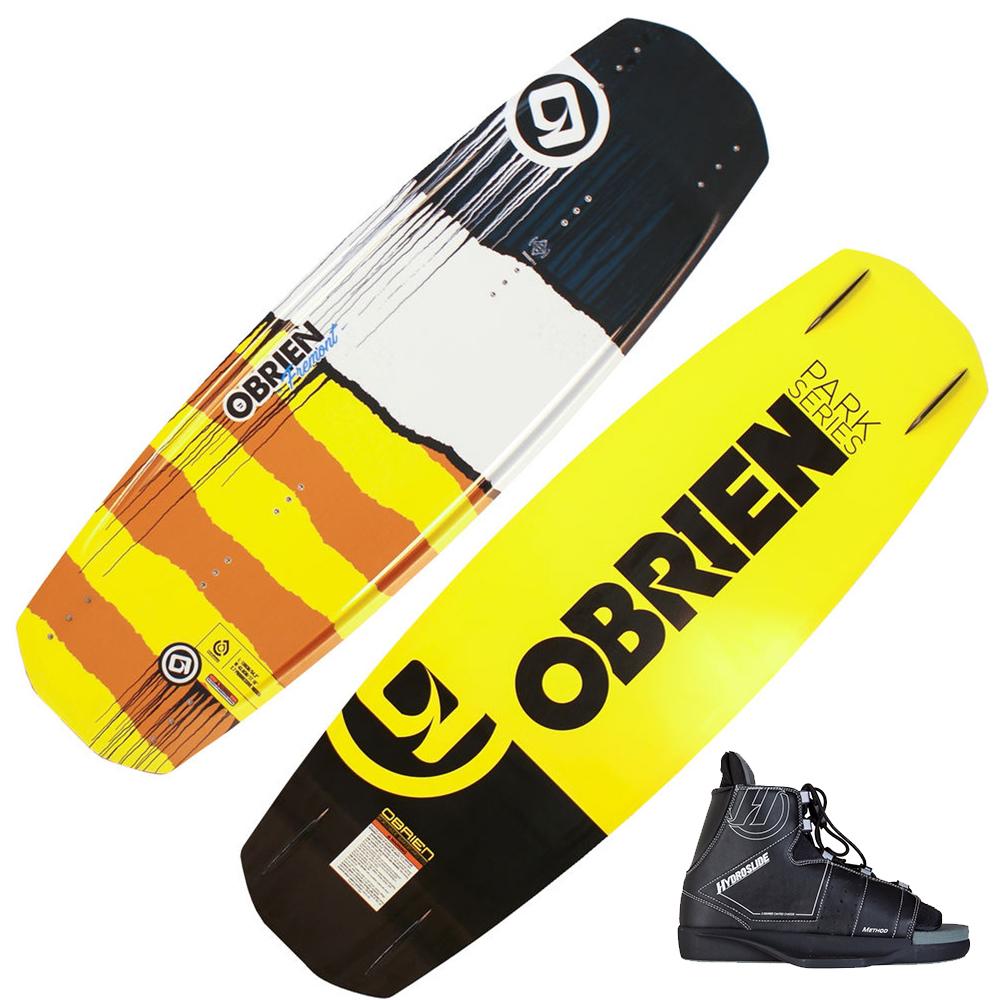 O'Brien Fremont Park Series Wakeboard w/ Method Bindings